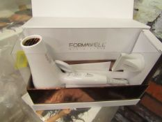 | 1X | KENDALL JENNER FORMAWELL BEAUTY PRO IONIC HAIR DRYER | REFURBISHED AND BOXED | NO ONLINE RE-