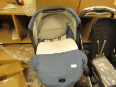 | 1x | TUTTI BAMBINI BYGO CAR SEAT | IN GOOD CONDITION | TOTAL RRP £175 |