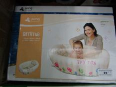 2x Jilong - Inflatable Pool/ Pool Inflatables - Untested & Boxed.