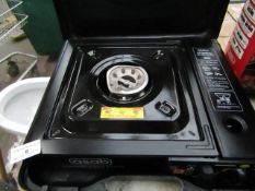 Asab -Portable Gas Stove - Looks In Good Condition.