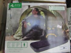 2x Jilong - Inflatable Mattresses - Untested & Boxed.