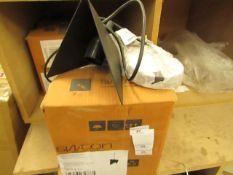 | 1X | SWOON KIRI PENDANT LIGHT IN BLACK | UNCHECKED AND BOXED | RRP £79 |