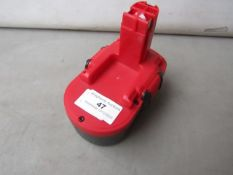 Vanon - 18V Replacement Battery - Untested.