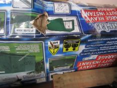 CL GARAGE CIG81020 1 9621, This lot is a Machine Mart product which is raw and completely