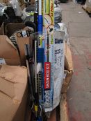 BOX OF VARIOUS TOOLS 9617, This lot is a Machine Mart product which is raw and completely