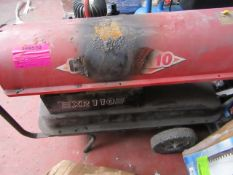 CL HEAT XR110 230V 2 9622, This lot is a Machine Mart product which is raw and completely