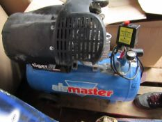 AM COMP TIG16/550 23 9625, This lot is a Machine Mart product which is raw and completely