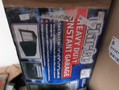 CL GARAGE CIG81015 1 9624, This lot is a Machine Mart product which is raw and completely
