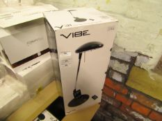 Vibe V31 iPod iPhone MP3 Player 20w RMS Speaker Audio Dock + Charger + Lamp - Unchecked & Boxed