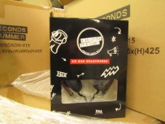 5 Seconds of summer headphones - New & Boxed