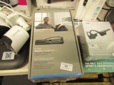 Sennheiser wireless TV earphones, unchecked and boxed. RRP £83.00