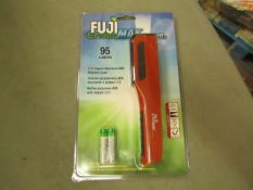 2 x Fuji max 95 Lumens Torches. New & Packaged