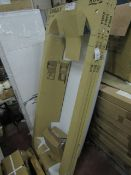 Roca Carla 1700 x 700 bathtub with feet and handles, new and packaged.