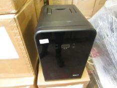 SIXTY IceQ 22ltr Portable Mini Fridge in Black, Refurbished RRP £79.99