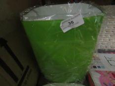 Ridder - Small Green Bin - Unused & Packaged.