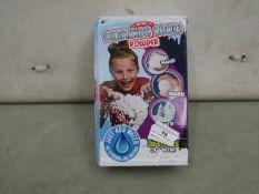 Instant Amazing Snow Powder - Unused & Boxed.
