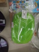 2x Ridder - Green Soap Dishes - Unused & Packaged.