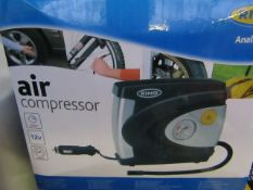 RING - Analogue Air Compressor - Unchecked & Boxed.