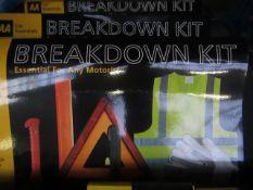 AA - BreakDown Kit - Unused & Packaged.