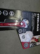 Steelman - SpeedJaw Adjustable Wrench - (Only One Wrench Present) - & Packaged.