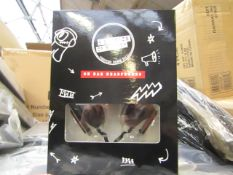 x3 5 Seconds of summer headphones - New & Boxed