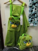 Blanket BackPack ( Bear) New With Tags