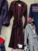 Ladies Dressing Gown Size 12-14 New With Tags