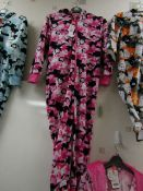 Girls Fleecy Onesie Aged 7-8yrs New With Tags