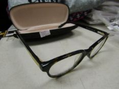 Fendi Clear Lensed Frames ( Fendi Motif Missing off Side of one of the Arms )