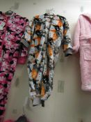 Childs Fleecy Onesie Aged 2-3yrs New With Tags