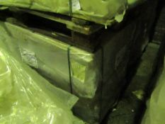 Pallet of approx 18x Lecico Senner 540mm basins, new.