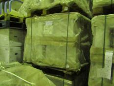 Pallet of approx 20x Lecico Senner 600mm basins, new.