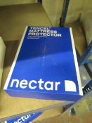   1X   NECTAR TENCEL SUPER KING MATTRESS PROTECTOR   UNCHECKED AND BOXED  