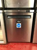 Foster Refrigeration HR150-A stainless steel single door under counter refrigerator