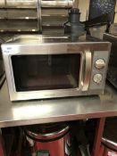 Daewoo KOM9M25 light duty microwave oven
