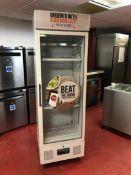 Polar Refrigeration DM076 glass door display refrigerator