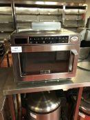 Buffalo GK640 26 Litre programmable commercial stainless steel oven
