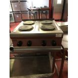 Lincat Silverlink 600 HT6-A003 electric countertop boiling ring