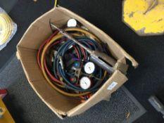Quantity of Refco gauges and hoses