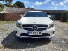 Mercesdes Benz CLA 200D Estate Auto
