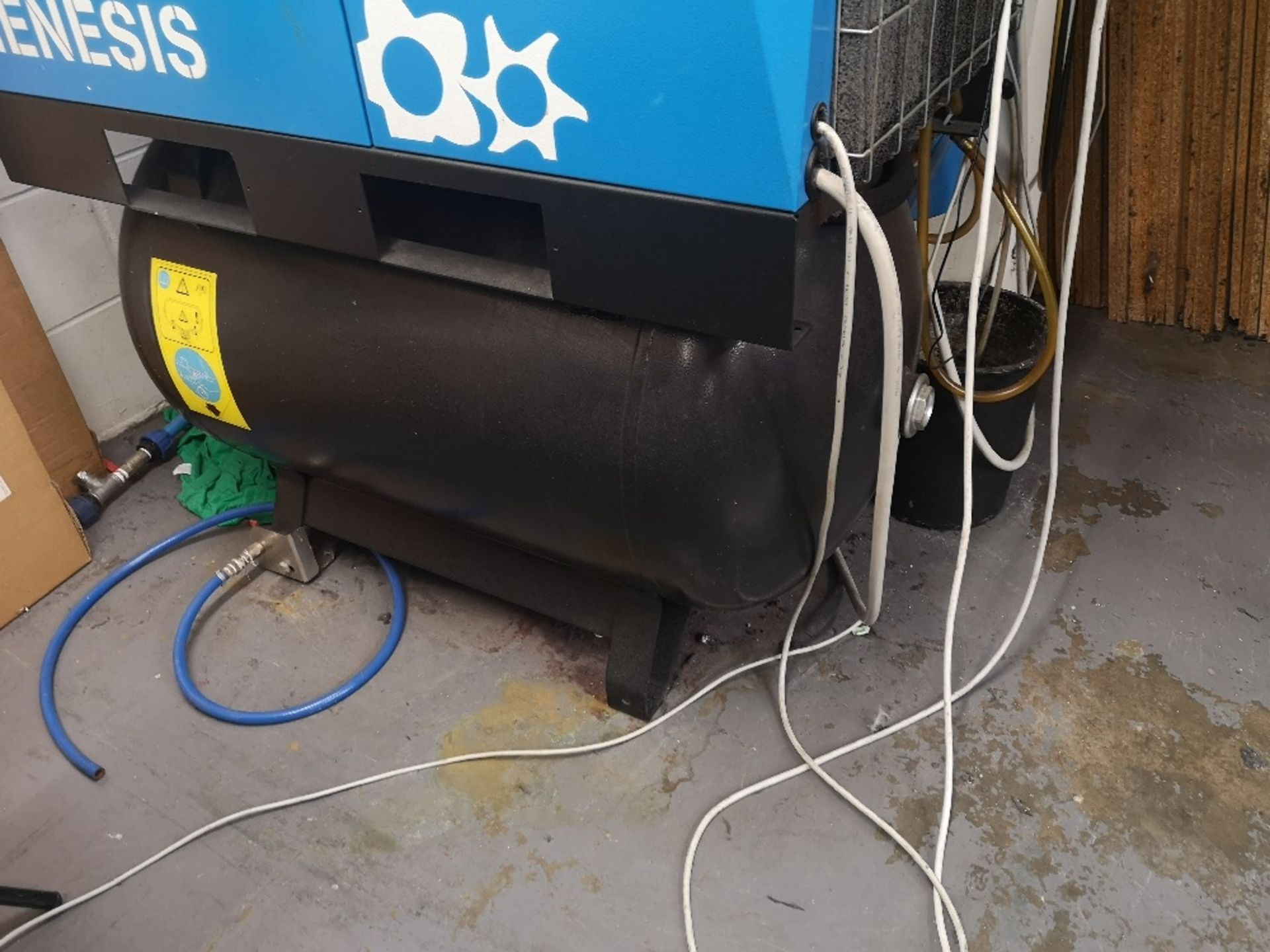 ABAC GENESIS 11 270 Variable Speed Rotary Screw Air Compressor - Image 3 of 6
