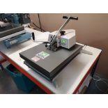 XPRES BMC20 Swing Press T-Shirt Printing Machine (2019)