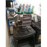 MELCO Saurer Amaya Embroidery Machine XT PN 3000007