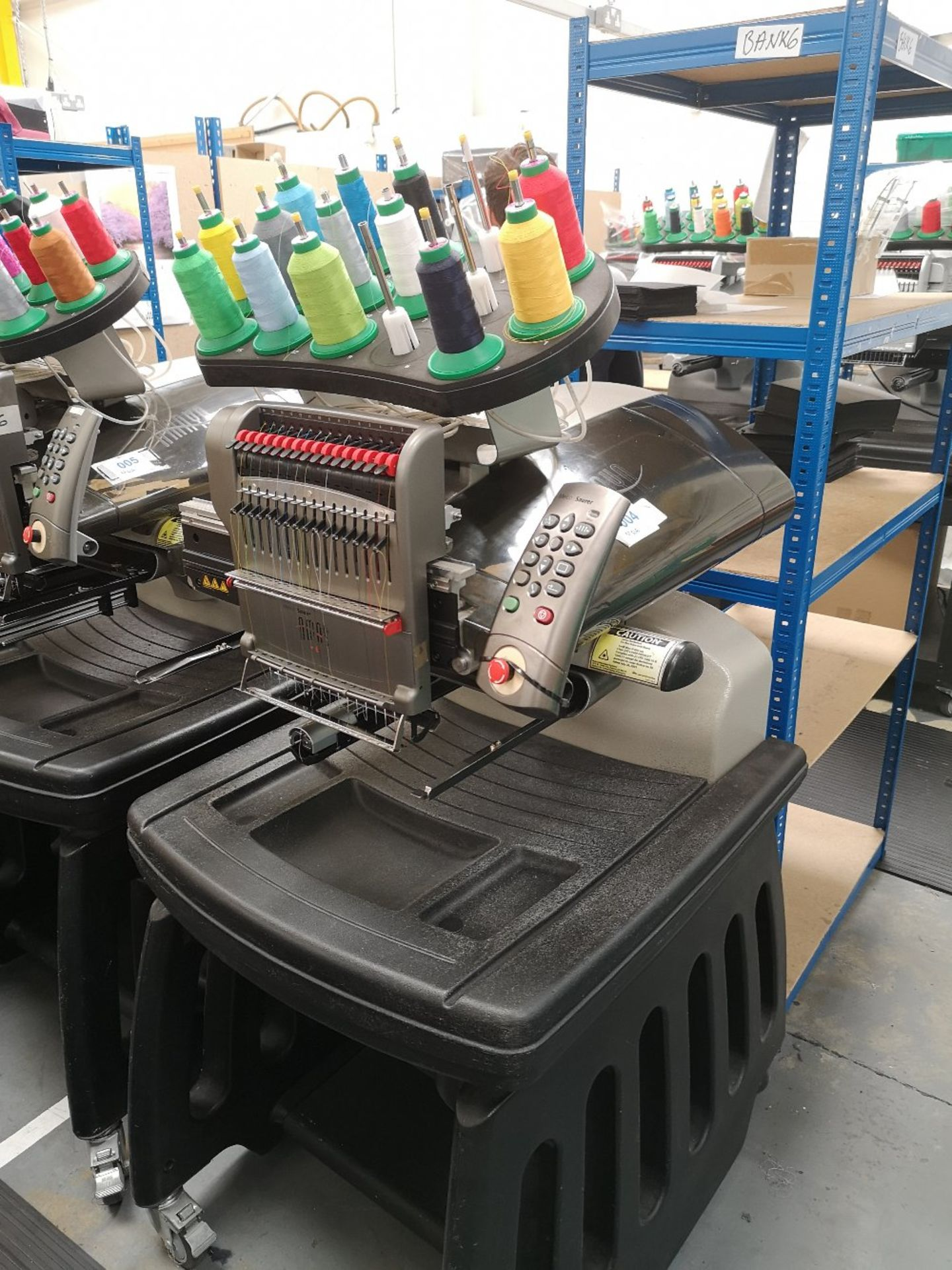 MELCO Amaya Embroidery Machine XT PN 3000007 - Image 2 of 4
