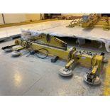 Danvac 8-pad panel vacuum lift