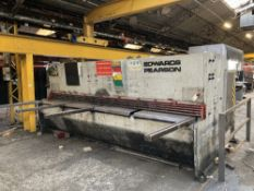 Edwards Pearson VR10/4000 guillotine