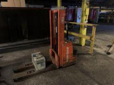 Doosan LEDS16C Electric Pump Truck c/w Charger