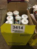 (2) FO Formoa Forgeway adhesive/sealant open boxes