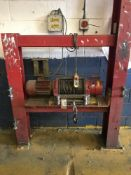 Winchmaster Ltd AC3000 Electric Winch