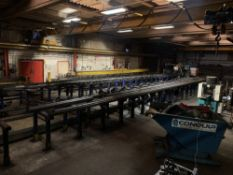 Automated chassis welding system